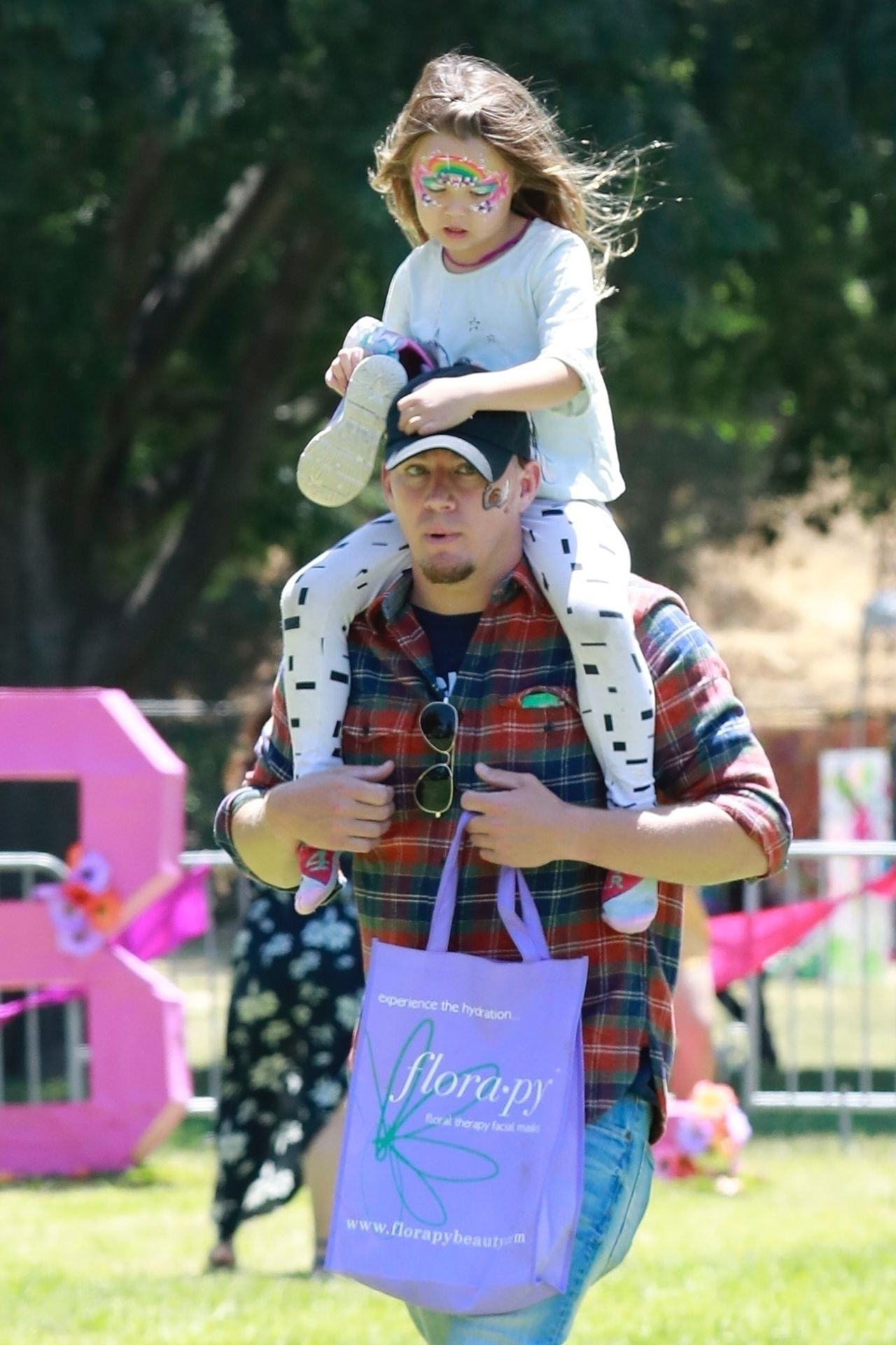 Jenna Dewan i Channing Tatum Halloween spędzili razem