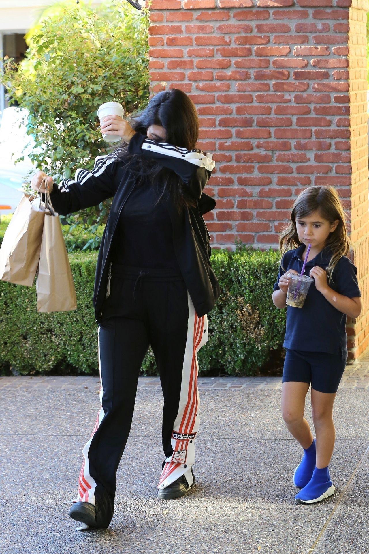 Co knują Kourtney Kardashian i Scott Disick? Wyszli razem, ale... (ZDJĘCIA)