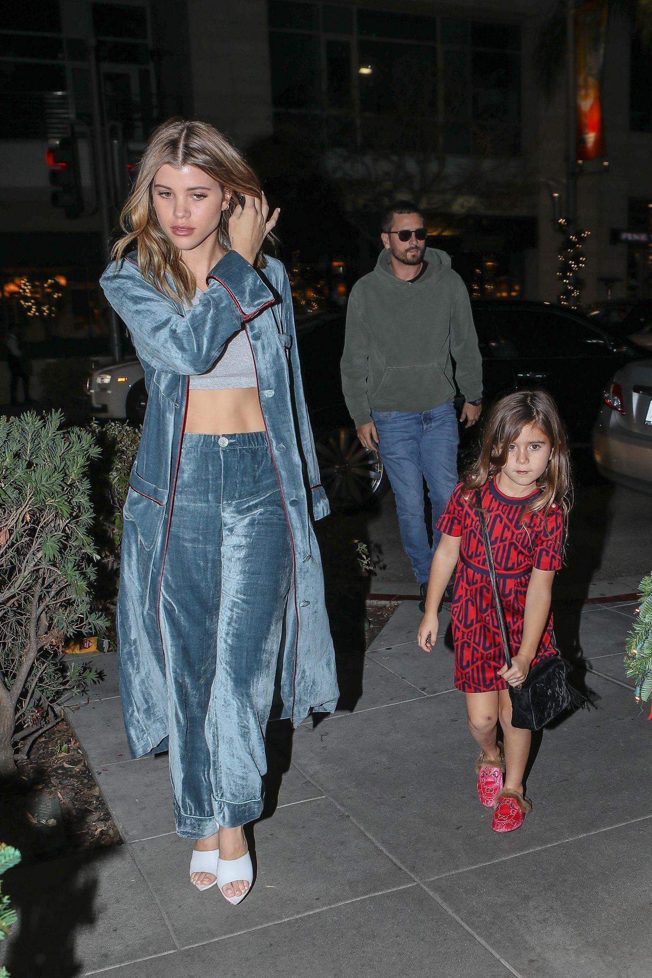 Sofia Richie nie jest najważniejsza - na zakupach z córką Scotta (ZDJĘCIA)