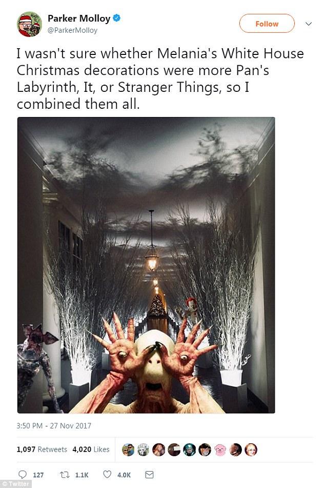 Internet zalały memy z Białym Domem jak z horroru (Twitter)