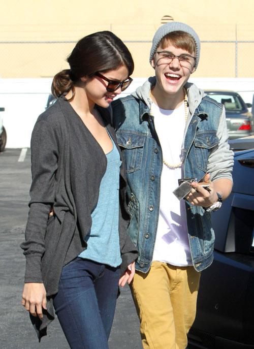 Justin Bieber chce odzyskać Selenę Gomez