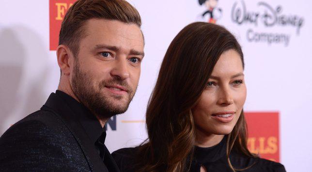 Justin Timberlake z synkiem Silasem (Instagram)