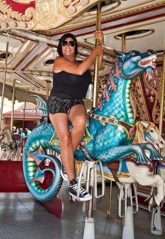 Angela Raiola, żona gangstera i kobieta potwór? (FOTO)