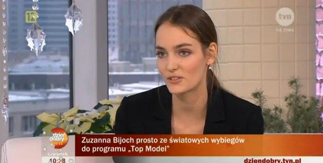 Zuzanna Bijoch o ciemnych stronach modelingu