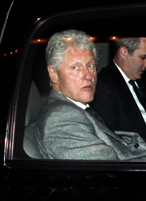 Bill Clinton ukrywa chorobę pod make-upem (FOTO)
