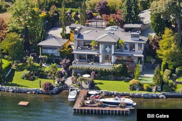 Najdroższe domy gwiazd (FOTO)