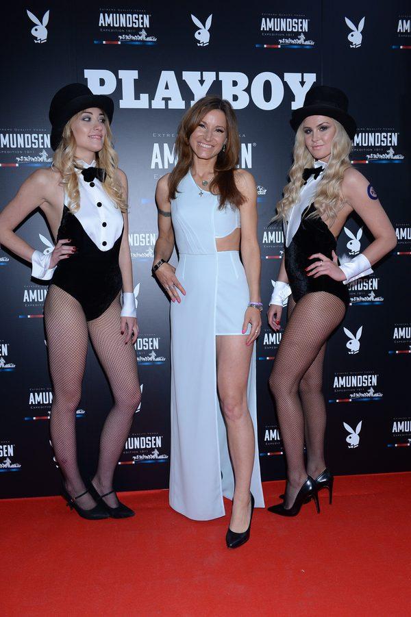 Samochód Roku Playboya - kto pojawił się na ściance? FOTO