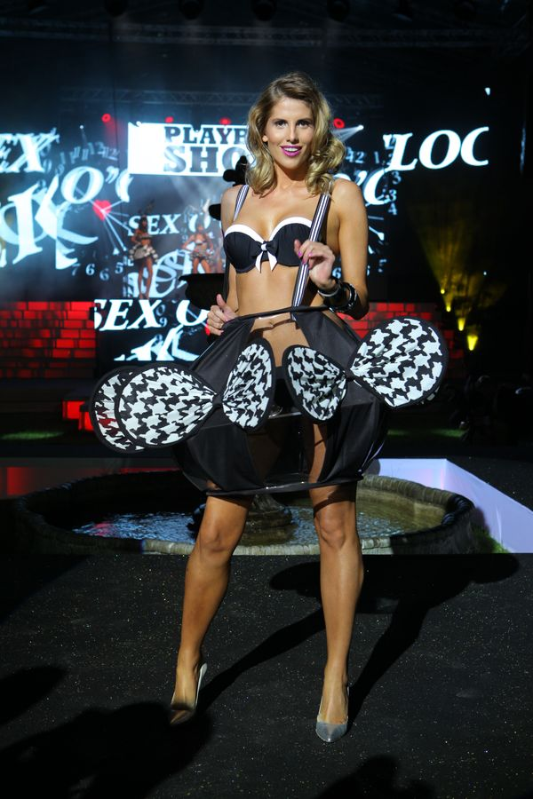 Show Victoria's Secret? Nie! To króliczki Playboya!