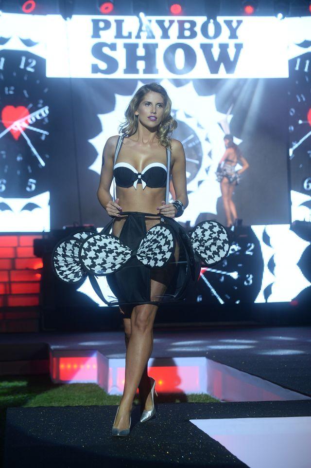 Show Victoria's Secret? Nie! To króliczki Playboya!