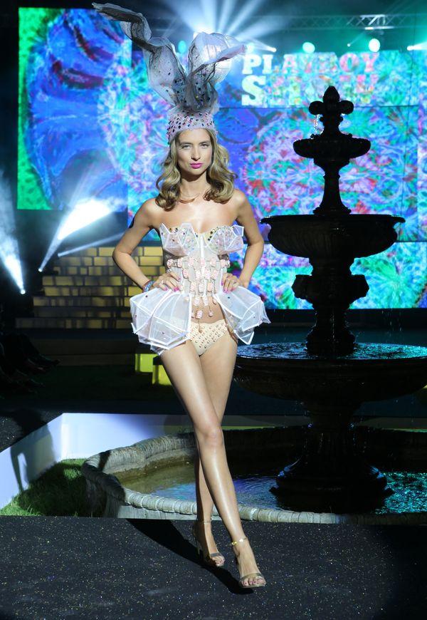 Show Victoria's Secret? Nie! To kr�liczki Playboya!