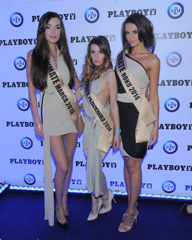 Za kulisami imprezy Samochód Roku Playboya (FOTO)