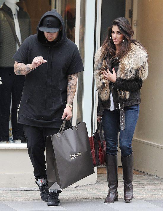 Blac Chyna spotyka si� z... Robem Kardashianem?! (Instagram)