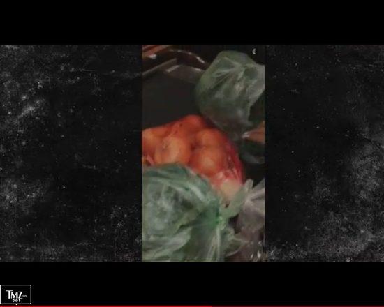 Blac Chyna - przez żołądek do serca Roba Kardashiana (Snap)