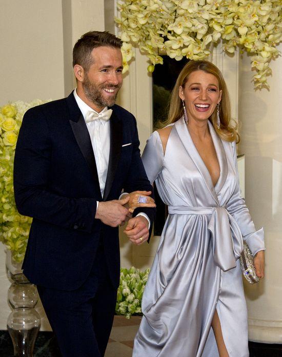 Gdy zobaczysz sukni� Blake Lively, opadnie Ci szcz�ka!