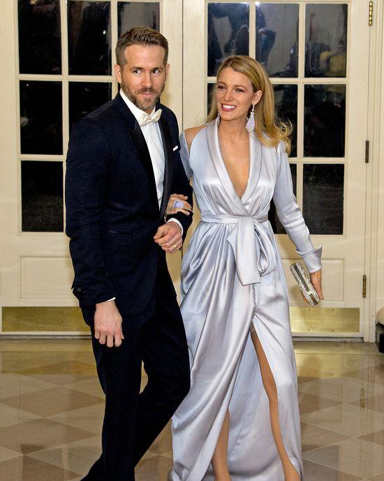 Gdy zobaczysz suknię Blake Lively, opadnie Ci szczęka!