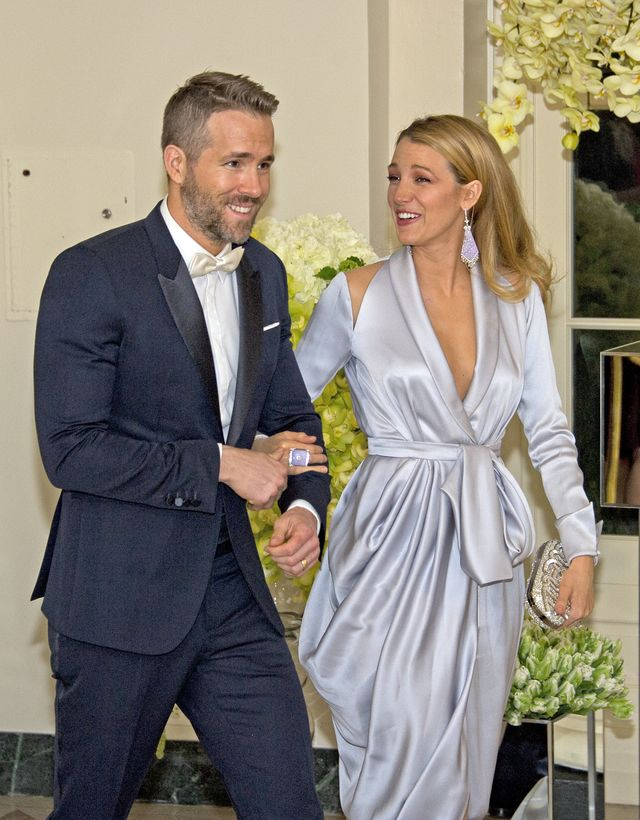Ryan Reynolds publicznie o seksie z Blake Lively