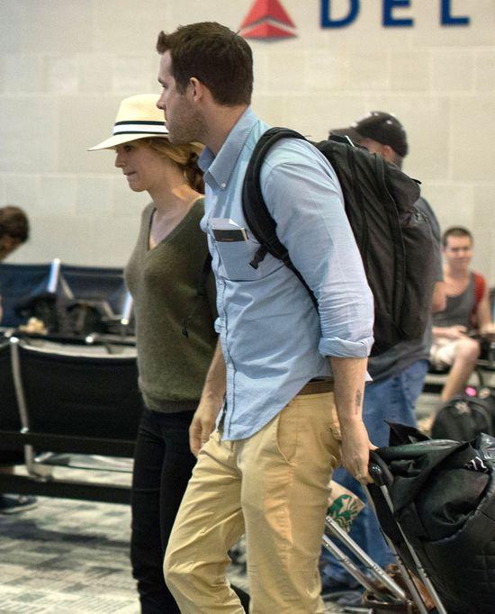 Ryan Reynolds: Jestem szczęściarzem, mam cudowną żonę!