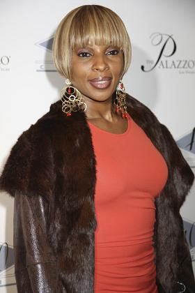 Nowy dom Mary J. Blige