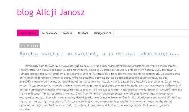 Alicja Janosz pokazała, jak karmi synka piersią (FOTO)