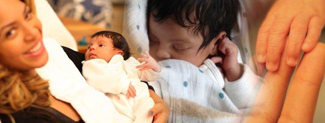 Beyonce pokazała zdjęcia córeczki Blue Ivy (FOTO)