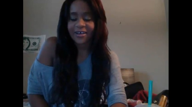 Bobbi Kristina Brown ma talent wokalny? (VIDEO)
