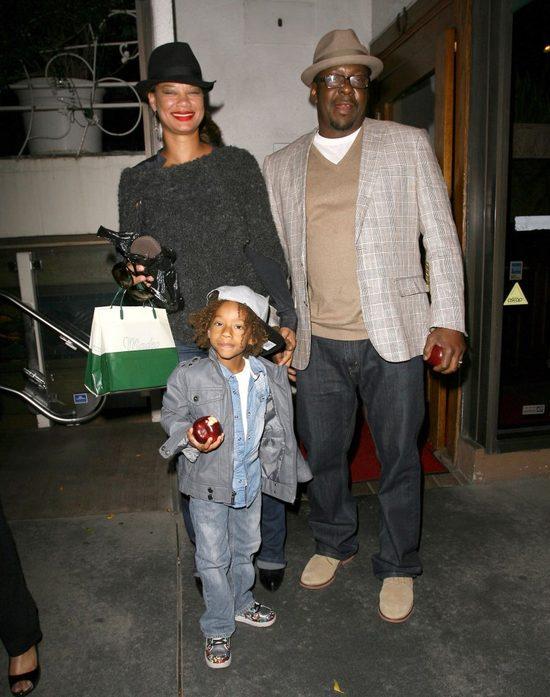 Bobby Brown i jego �ona spodziewaj� si� dziecka
