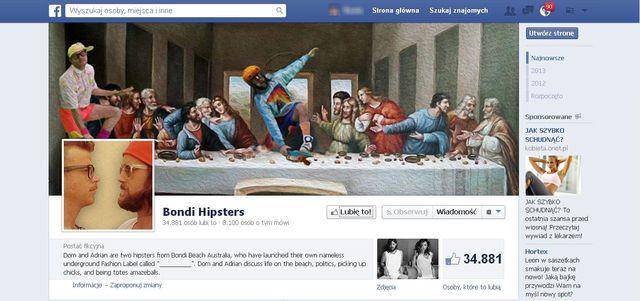 Bondi Hipsters zrobili sobie żarty z Mirandy Kerr