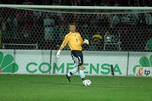Artur Boruc w świetnej formie wraca do reprezentacji