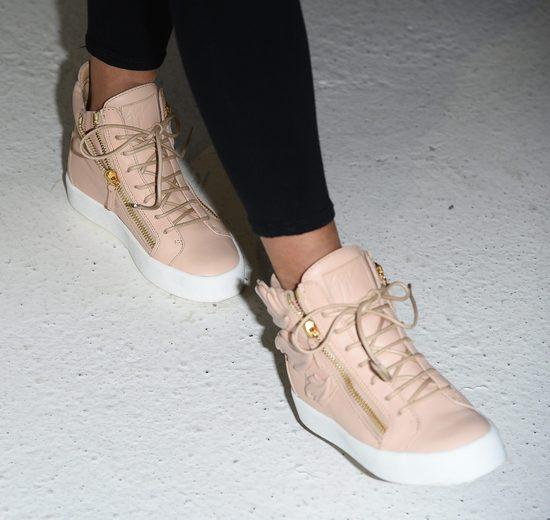 Lewandowska i Boruc wylansują modę na TAKIE buty? (Instagram)