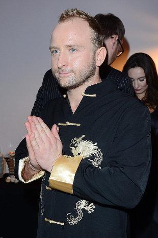 Borys Szyc w orientalnym stroju (FOTO)