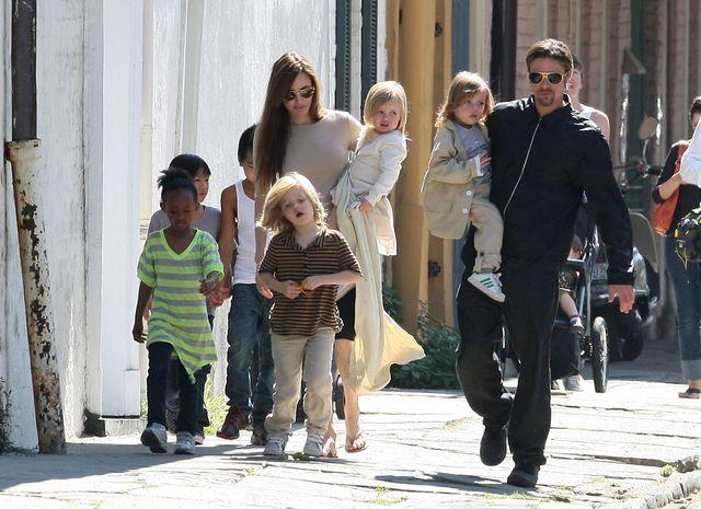 Szok! Tak wygl�da edukacja dzieci Angeliny Jolie i Brada