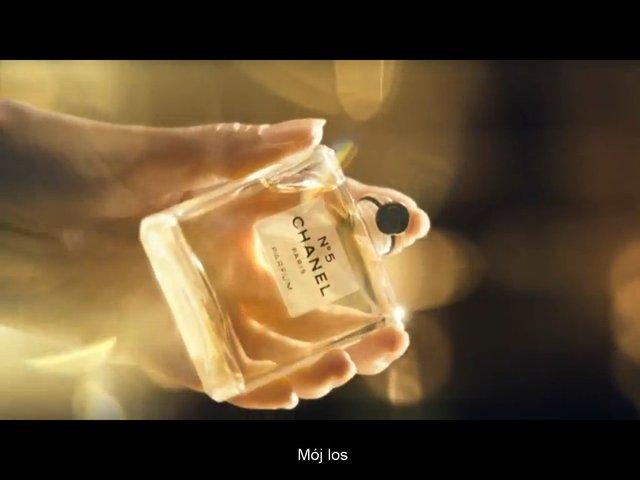 Brad Pitt dla Chanel - odsłona druga [VIDEO]