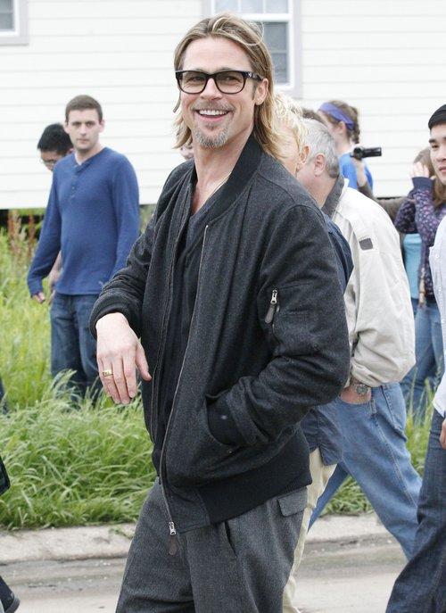 Brad Pitt ma gest!