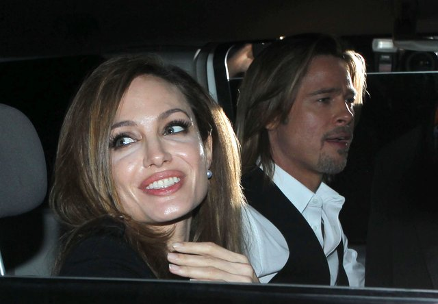 Brad Pitt chce mieć perfekcyjny ślub