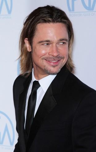 Brad Pitt: Brałem narkotyki, miałem depresję