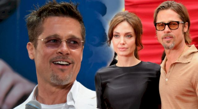 Angelina Jolie i Brad Pitt mają tajemnicze MIEJSCE SCHADZEK