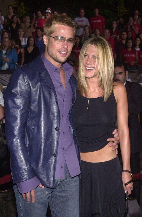 Jennifer Aniston i Brad Pitt rozwodzą się!