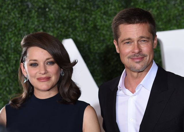 Oskarżano ją o romans z Bradem Pittem. Teraz pozują razem na czerwonym dywanie