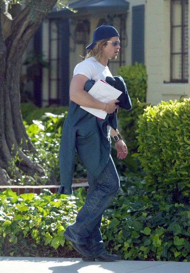 Wstydliwy SEKRET Brada Pitta - zdradził go dawny kumpel