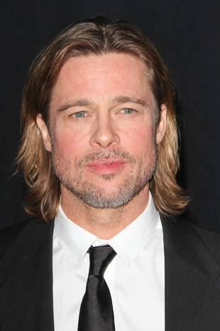 Brad Pitt na czerwony dywan przyszedł z laską (FOTO)