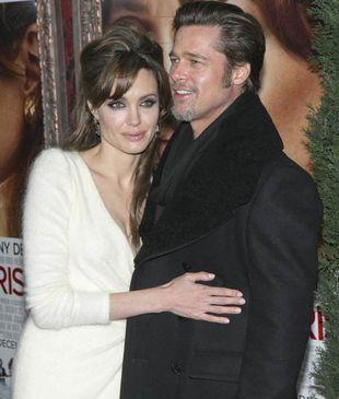 Znamy szczegóły ślubu Angeliny i Brada