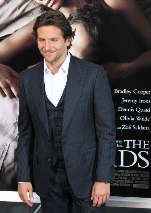 Bradley Cooper jest wolny od nałogów