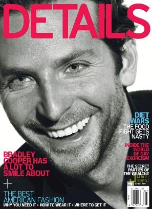 Bradley Cooper w Details