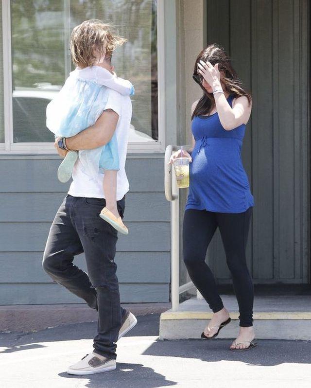 Syn Megan Fox i Briana Austina Greena lubi nosić sukienki