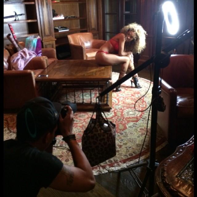 Córki Eddiego Murphy'ego - Shayne i Bria reklamują bieliznę