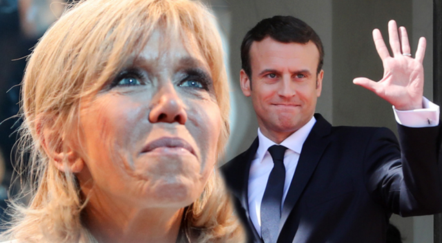 Żona francuskiego prezydenta Brigitte Macron jest oskarżana o PEDOFILIĘ?