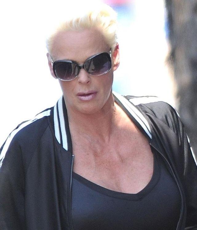 U 54-letniej Brigitte Nielsen widać już ciążowy brzuszek (ZDJĘCIE)