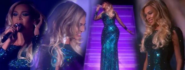 Gorące fotki – Beyonce prosto z BRIT Awards! (FOTO)