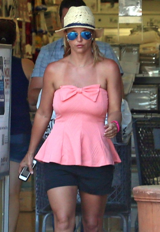 Britney Spears ma nowy nałóg?