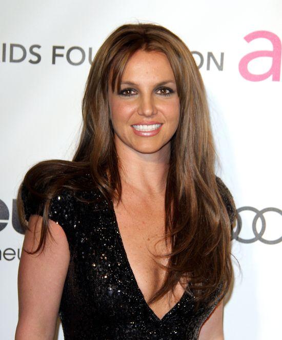 Britney Spears przefarbowa�a w�osy (FOTO)